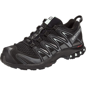 Salomon XA Pro 3D Shoes Women black/magnet/fair aqua